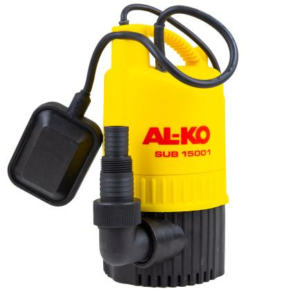 Насос погружной для чистой воды AL-KO SUB 15001 (112378)